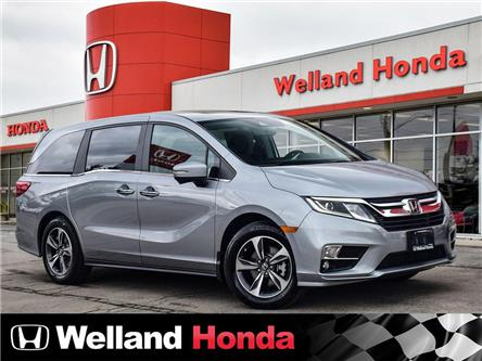 2020 Honda Odyssey EX-L RES (Stk: N20084) in Welland - Image 1 of 28