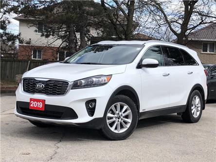 2019 Kia Sorento EX 2.4 AWD |LEATHER |7 PASSENGER |HEATED SEATS (Stk: 5629) in Stoney Creek - Image 1 of 19