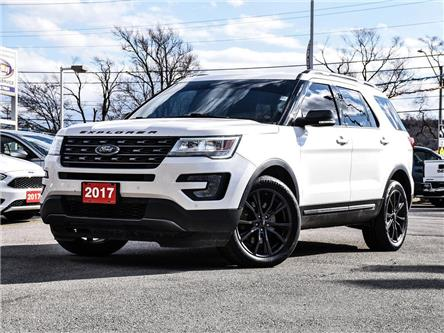 2017 Ford Explorer 4WD|XLT|NAVIGATION |LEATHER |20' WHEELS (Stk: 5635) in Stoney Creek - Image 1 of 23