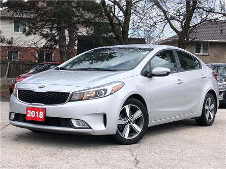 2018 Kia Forte LX+| BACKUP CAM | HEATED SEATS |LOW KM (Stk: 5626) in Stoney Creek - Image 1 of 20