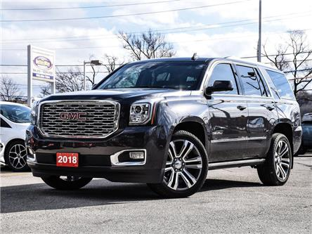 2018 GMC Yukon Denali |NAVIGATION |LEATHER |4WD (Stk: 1GKS2C) in Stoney Creek - Image 1 of 23