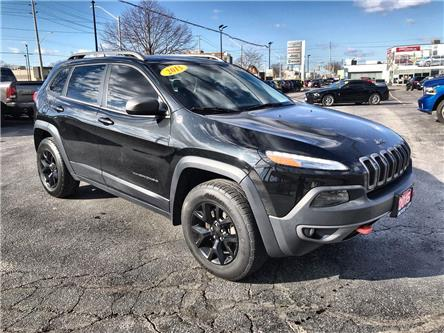 2015 Jeep Cherokee Trailhawk (Stk: 2339C) in Windsor - Image 1 of 13