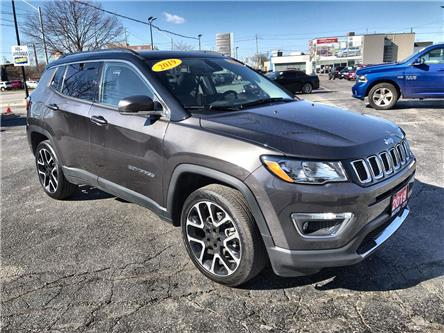 2019 Jeep Compass Limited (Stk: 45147) in Windsor - Image 1 of 14