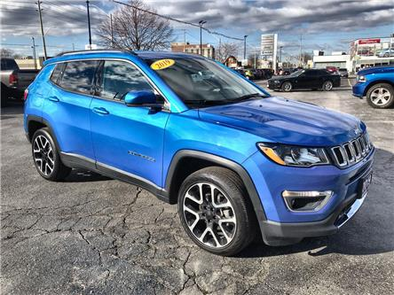 2019 Jeep Compass Limited (Stk: 45146) in Windsor - Image 1 of 13