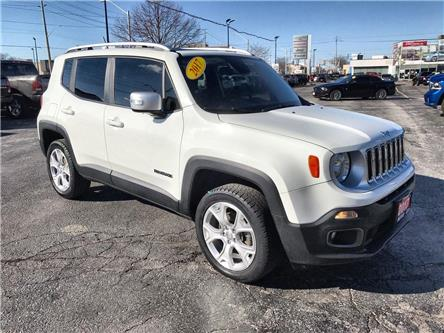 2017 Jeep Renegade Limited (Stk: 45148) in Windsor - Image 1 of 14