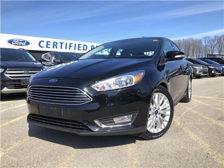 2018 Ford Focus Titanium (Stk: P9047) in Barrie - Image 1 of 17
