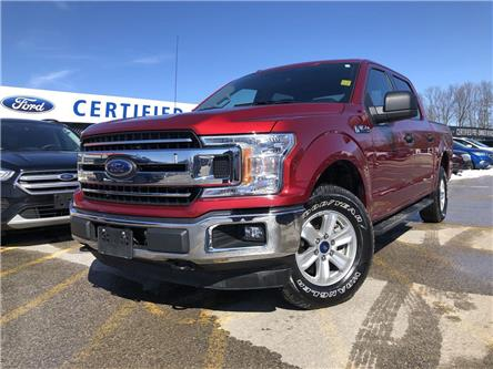 2018 Ford F-150 XLT (Stk: ED20328A) in Barrie - Image 1 of 14