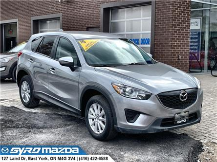 2015 Mazda CX-5 GX (Stk: 29582) in East York - Image 1 of 27