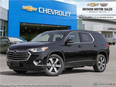 2020 Chevrolet Traverse 3LT (Stk: T0240605) in Oshawa - Image 1 of 27