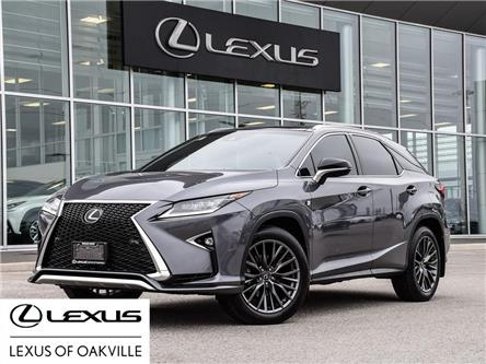 2017 Lexus RX 350 Base (Stk: UC7910) in Oakville - Image 1 of 23