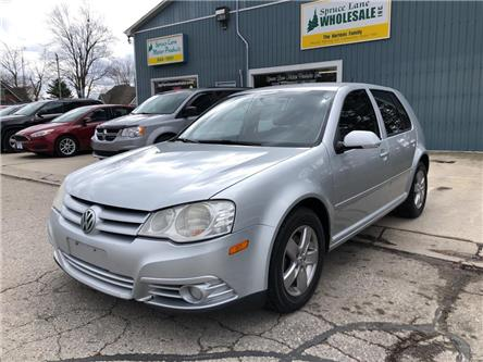 2009 Volkswagen City Golf 2.0L (Stk: 13458) in Belmont - Image 1 of 17