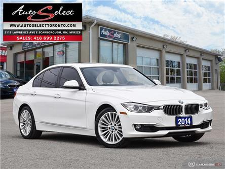 2014 BMW 328i xDrive (Stk: 14LTH93) in Scarborough - Image 1 of 28
