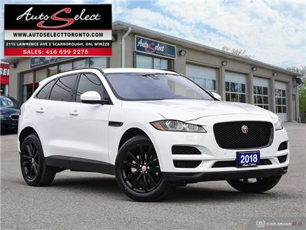 2018 Jaguar F-PACE 25t Prestige (Stk: 1JTF671) in Scarborough - Image 1 of 28
