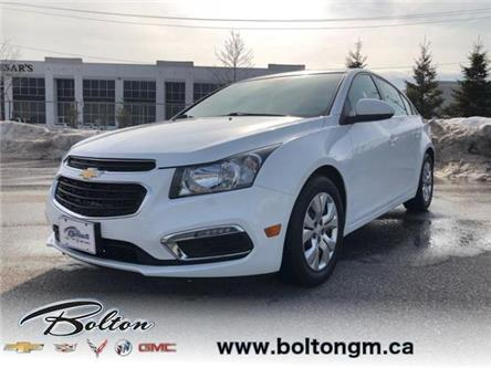 2016 Chevrolet Cruze Limited 1LT (Stk: 1390P) in BOLTON - Image 1 of 15