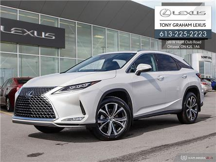 2020 Lexus RX 350 Base (Stk: P8825) in Ottawa - Image 1 of 29