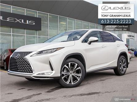 2020 Lexus RX 350 Base (Stk: P8824) in Ottawa - Image 1 of 29