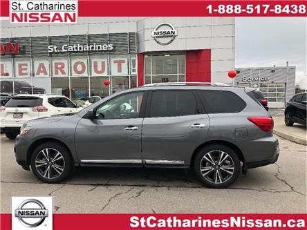 2020 Nissan Pathfinder Platinum (Stk: P2570) in St. Catharines - Image 1 of 27
