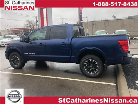 2019 Nissan Titan  (Stk: P2571) in St. Catharines - Image 1 of 2