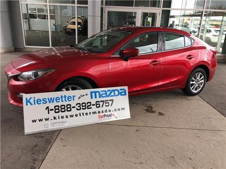 2015 Mazda Mazda3 GS (Stk: U3960) in Kitchener - Image 1 of 27