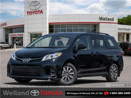 2020 Toyota Sienna LE 7-Passenger (Stk: L7086) in Welland - Image 1 of 24