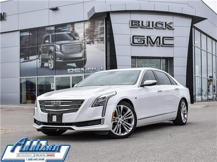 2016 Cadillac CT6 3.0L Twin Turbo Platinum (Stk: U167354) in Mississauga - Image 1 of 26