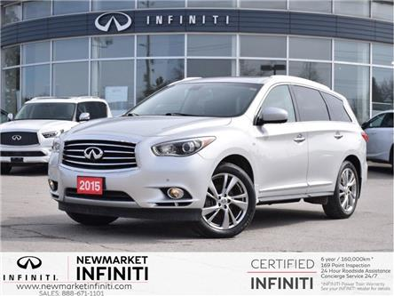 2015 Infiniti QX60 Base (Stk: UI1295) in Newmarket - Image 1 of 29