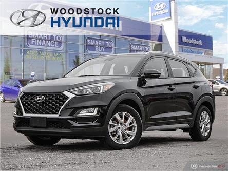 2019 Hyundai Tucson Preferred (Stk: HD19088) in Woodstock - Image 1 of 27