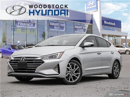 2020 Hyundai Elantra Luxury (Stk: HD20001) in Woodstock - Image 1 of 27