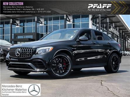 2019 Mercedes-Benz AMG GLC 63 S (Stk: 39200D) in Kitchener - Image 1 of 16