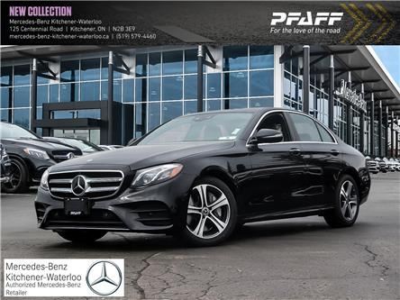 2020 Mercedes-Benz E-Class Base (Stk: 39423) in Kitchener - Image 1 of 18