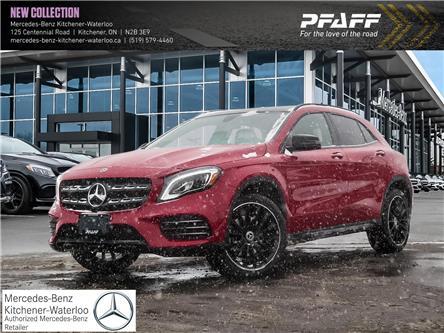 2020 Mercedes-Benz GLA 250 Base (Stk: 39548) in Kitchener - Image 1 of 17