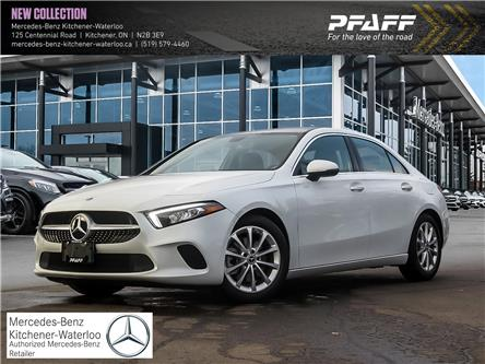 2020 Mercedes-Benz A-Class Base (Stk: 39579) in Kitchener - Image 1 of 17