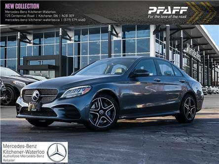 2020 Mercedes-Benz C-Class Base (Stk: 39658) in Kitchener - Image 1 of 17