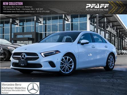 2020 Mercedes-Benz A-Class Base (Stk: 39659D) in Kitchener - Image 1 of 18