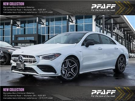 2020 Mercedes-Benz AMG CLA 35 Base (Stk: 39680) in Kitchener - Image 1 of 17