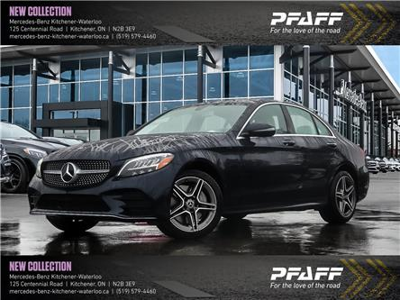 2020 Mercedes-Benz C-Class Base (Stk: 39689) in Kitchener - Image 1 of 17