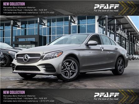 2020 Mercedes-Benz C-Class Base (Stk: 39706) in Kitchener - Image 1 of 19