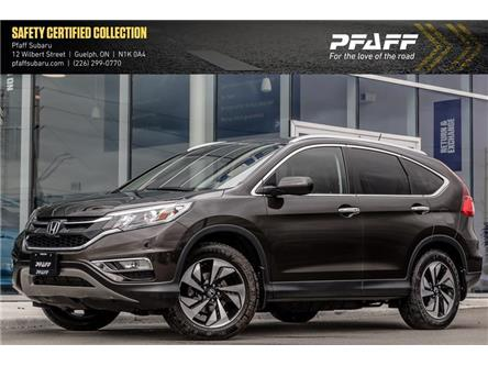 2016 Honda CR-V Touring (Stk: S00505A) in Guelph - Image 1 of 22