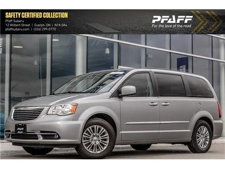2016 Chrysler Town & Country Touring-L (Stk: S00519A) in Guelph - Image 1 of 22