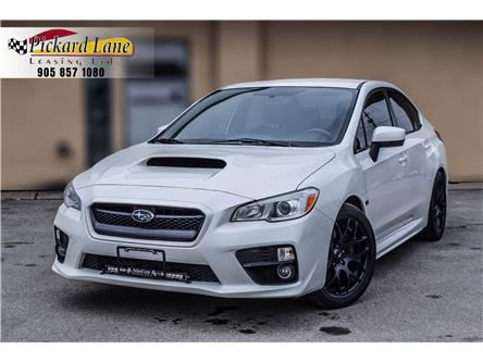 2015 Subaru WRX Sport Package (Stk: 805353) in Bolton - Image 1 of 20