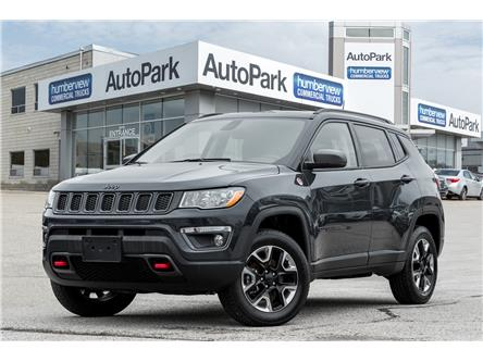 2018 Jeep Compass Trailhawk (Stk: APR7107) in Mississauga - Image 1 of 21