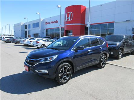 2016 Honda CR-V Touring (Stk: 28297L) in Ottawa - Image 1 of 15