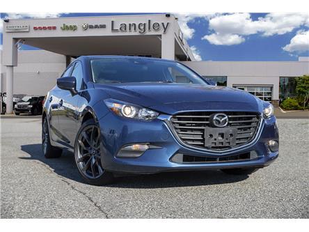 2018 Mazda Mazda3 GS (Stk: L210320A) in Surrey - Image 1 of 22