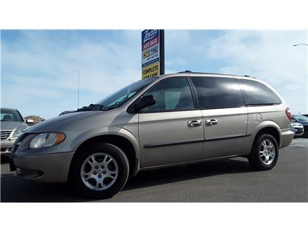 2002 Dodge Grand Caravan Sport (Stk: P652) in Brandon - Image 1 of 20