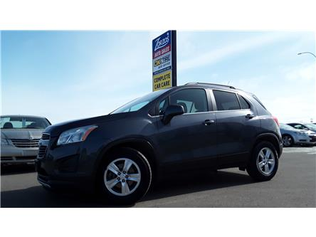 2013 Chevrolet Trax 1LT (Stk: P677) in Brandon - Image 1 of 24