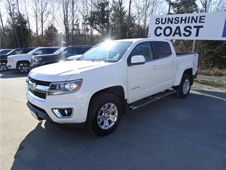 2020 Chevrolet Colorado LT (Stk: CL191475) in Sechelt - Image 1 of 16