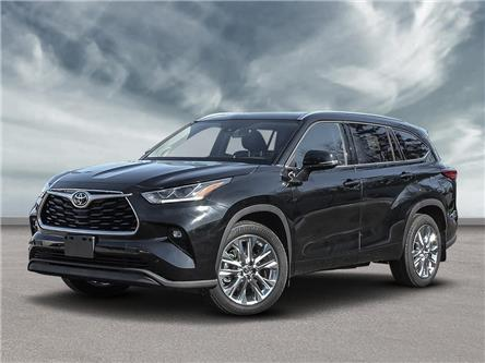 2020 Toyota Highlander Limited (Stk: 20HG539) in Georgetown - Image 1 of 10