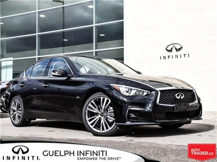 2020 Infiniti Q50  (Stk: I7187) in Guelph - Image 1 of 28