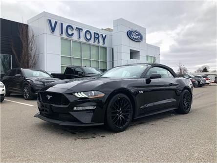 2020 Ford Mustang GT Premium (Stk: VMU19362) in Chatham - Image 1 of 23