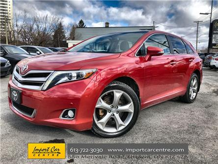 2015 Toyota Venza Base V6 (Stk: 118547) in Ottawa - Image 1 of 26